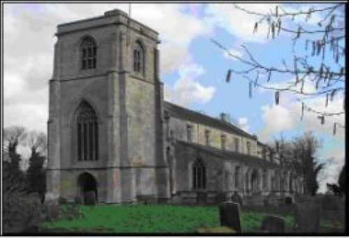 Photograph of St Helenas Church, Leverton